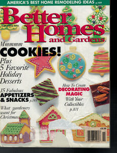 Vintage Better Homes + Gardens Magazines