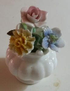 Royale Stratford fine bone china flower vase