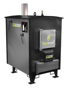 Heatmaster Wood Boilers - Best Deal-Best Warranty