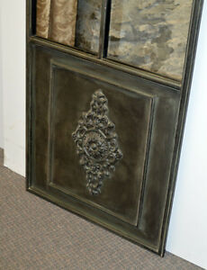Two Large Metal Wall Mirrors London Ontario image 1