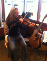 Give the Gift of Violin/Guitar lessons this Christmas!