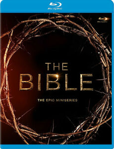 The Bible: The Epic Miniseries (Blu-Ray)  4 discs