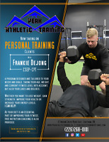 Personal Training W/ CSEP Certified PT Frankie DeJong