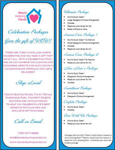 Celebration Gift Packages - Give the Gift of WOW! Strathcona County Edmonton Area image 2