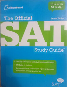 Official sat study guide pdf