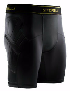 Storelli Soccer Sliding Shorts - Mens Small