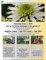 Master Gardener Teaching Event