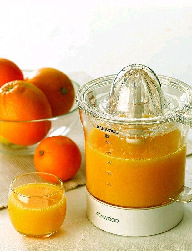 RRP £30 AS NEW Kenwood JE280 Citrus Juicer, 1L, 40 W White   in Harrow, London   Gumtree