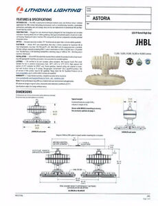 New LED Industrial Lights