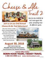 Cheese & Ale Trail