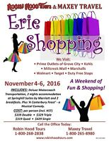 Erie Shopping & Show