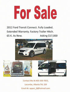 2012 Ford Transit Connect XLT (sport)