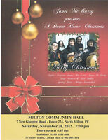 Down Home Christmas - Janet McGarry and Friends - Milton Hall