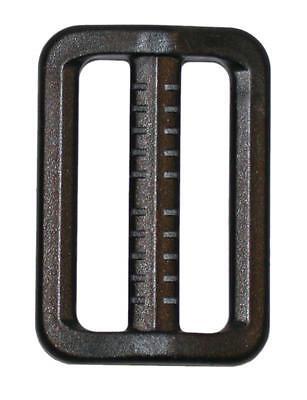 """Black Nylon Sling Slide for 1"""" and 1-1/4"""" Slings"""