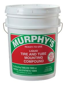 Murphy's Liquid Tire And Tube Mounting Compound