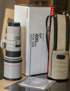 Canon 400mm 5.6 Prime Lens Kitchener / Waterloo Kitchener Area image 1