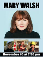 Mary Walsh - Canada's Queen of Comedy @ Key City Theatre