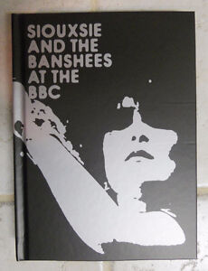 Siouxsie and the Banshees: At the BBC (3 CD + PAL/R0 DVD Set)