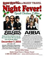 Night Fever - Bee Gees & ABBAMania