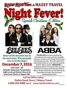 Night Fever - Bee Gees & ABBAMania Stratford Kitchener Area image 1