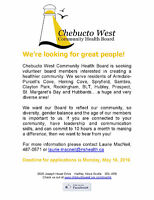 We're looking for great people!