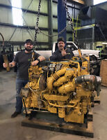 Diesel Engine Overhaul & Repair Specialists With OEM warranty  !