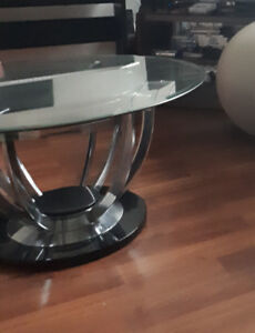 DRESSERS, GLASS COFFEE TABLE, DAYBED, SIDE TABLES