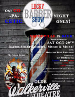 The Lucky Barber Show