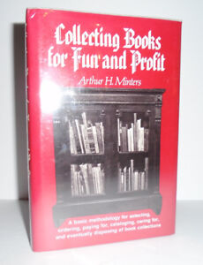 Collecting Books for Fun and Profit - First Edition - 1979