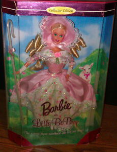 BARBIE AS LITTLE BO PEEP-Children's Collector Series NEW Prince George British Columbia image 1
