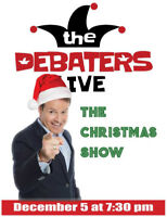 The Debaters Christmas Show @ Key City Theatre