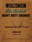 Wisconsin Book Stationary Engine Manuals & Books