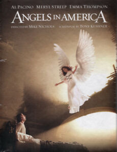Al Pacino in Angels in America Brand New and Sealed DVD