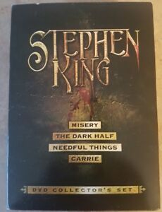 Stephen King Movie Collection DVD