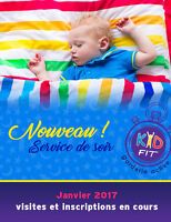 GARDERIE ACTIVE: KID FIT DE SOIR