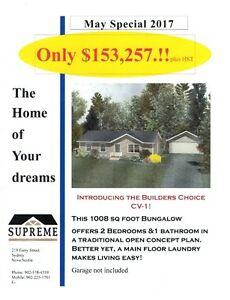 SUPREME HOMES OPEN HOUSE MAY 5TH & MAY 6TH!!!