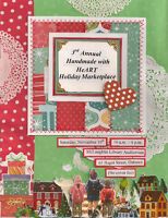 VENDORS WANTED - Handmade With Heart Sale!