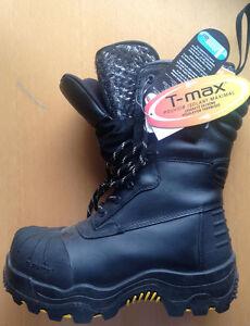 Dakota steel toe boots size 7 wide