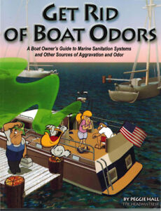 Get Rid of Boat Odors Paperback by Peggie Hall