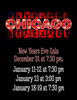 Chicago - New Years Gala @ Key City Theatre