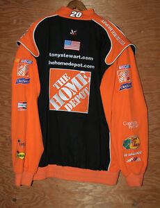 NASCAR HOME DEPOT #20 Jacket TONY STEWART Size XL MINT Condition London Ontario image 2