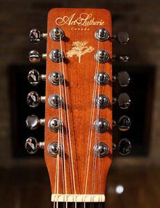 Guitare 12 cordes Art et Lutherie électro acoustique Guitar
