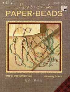 Plaid How to Make Paper Beads Kingston Kingston Area image 1