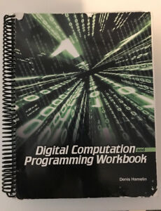 Digital Computation and Programming Workbook *Great Deal!*