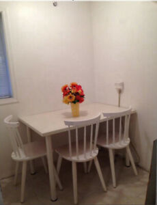 Fully furnished room for rent - May 1