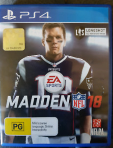 Madden 18 for sale
