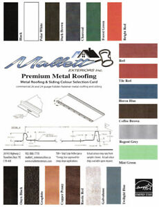 We sell to the public! Metal Roofing/Custom Trims/ICF Covering