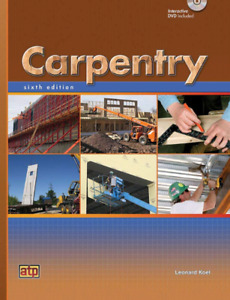 Looking for carpentry book