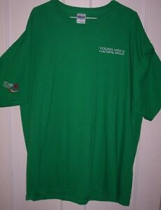 new:  men's tee shirt XL Conne River Young Mens Cultural Group Kitchener / Waterloo Kitchener Area image 2