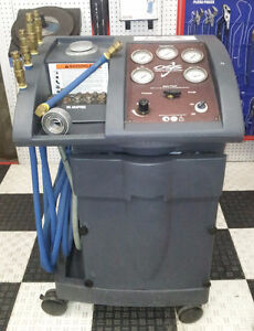 SPX Robinair  83000 Engine Oil Service Machine and OSS Cleaning